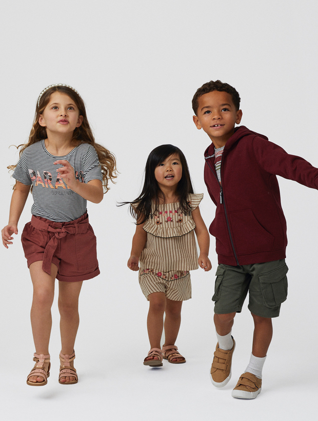 Kids Tops and Shorts