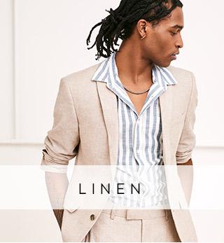 Mens Linen
