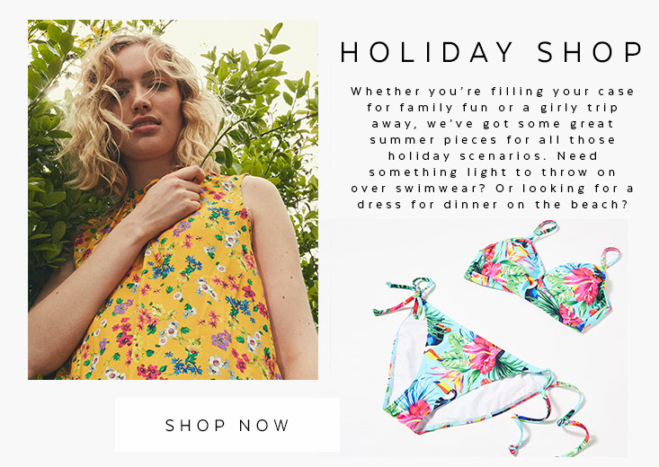 Womens Holiday Shop