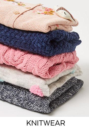 Knitwear. Shop now.