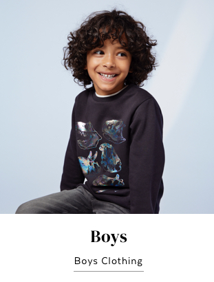 Kids Boys Clothing