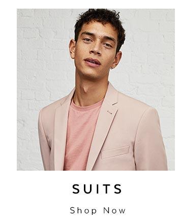 Mens Suits. Tu Clothing Shop Now.
