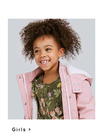 Shop girls clothing