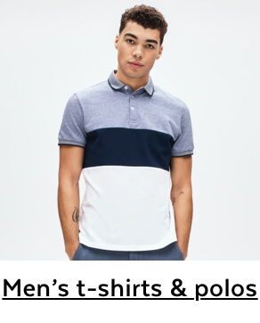 Men's T-Shirts & Polos
