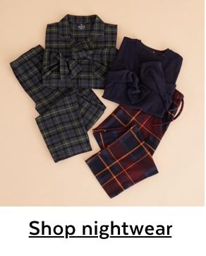 SHOP NIGHTWEAR