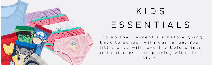 Kids Essentials