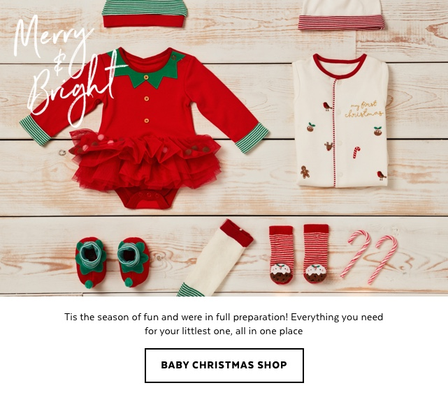 Baby Christmas Shop
