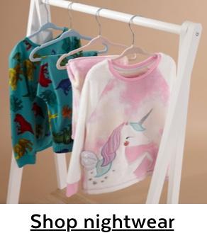 Shop Kids' Nightwear