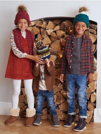 Children's Coats & Accessories