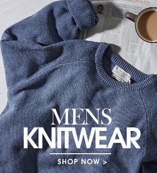 mens knitwear