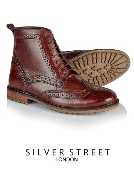 Silver Street Mens footwear
