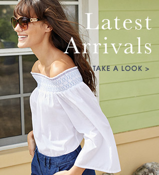 new summer arrivals. take a look.
