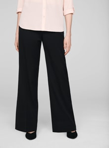 Womens Wide Legged Trousers