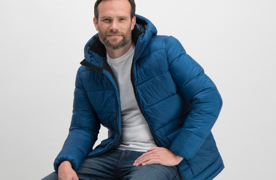 Mens Sustainable Coats
