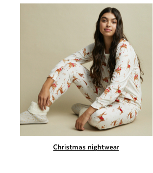 Christmas Nightwear