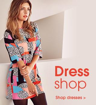 Dress shop. Shop women's dresses.