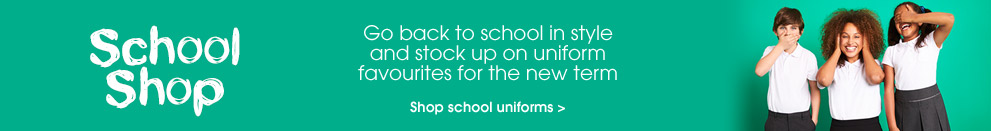 School Shop. Shop now.