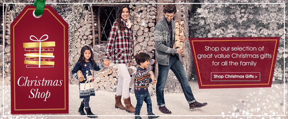 Christmas shop. Shop our selection of great value christmas gifts for all the family. Shop christmas gifts.