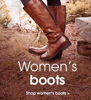 Women's boots. Shop women's boots.
