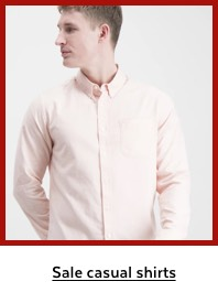 Mens casual shirts sale