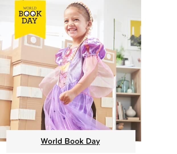 Kids World Book Day