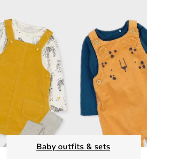 Baby Outfits & Sets