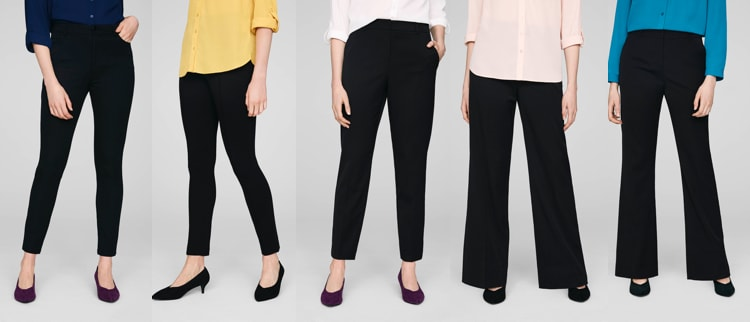 Womens Trousers Guide