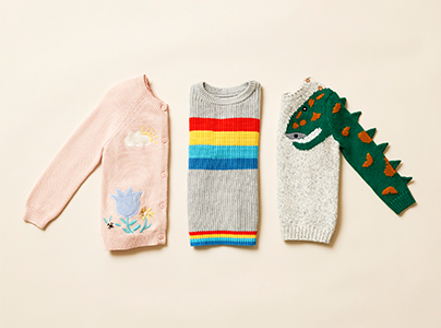Girls Jumpers & Cardigans