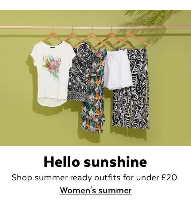 Women's Summer Shop