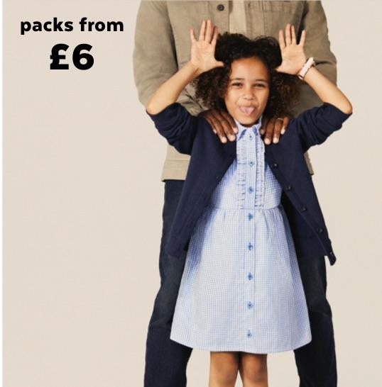 School Uniform Dresses & Skirts for Kids