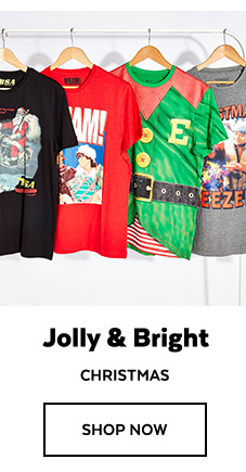 Mens Christmas Tees