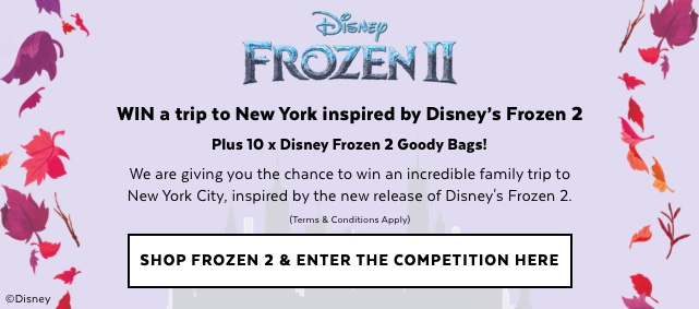 Frozen 2 Competition