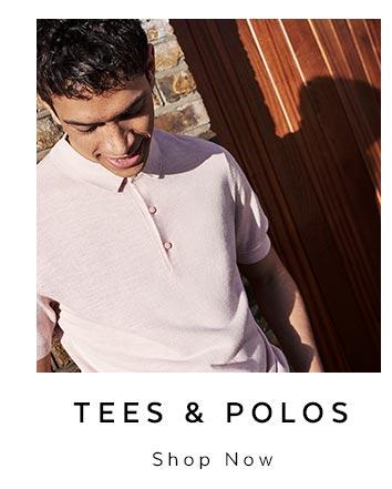 MensTshirts & Polos. Shop Now.