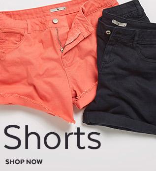 Shorts. Shop now.