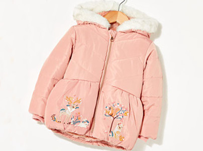 Girls coats and jackets