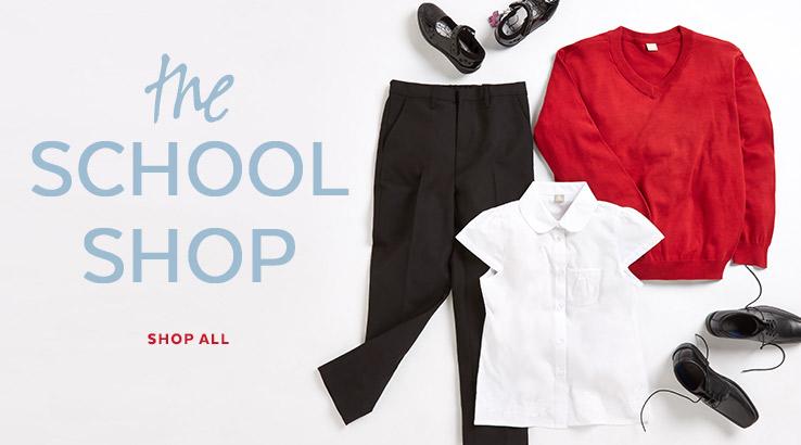 The School Shop. shop all.