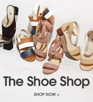 the shoe edit. take a look.
