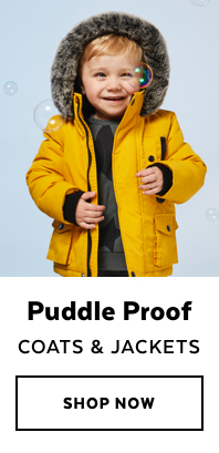 Kids Coats & Jackets