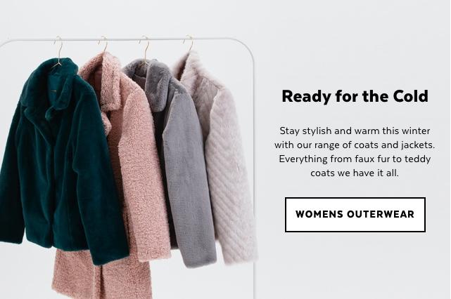 Womens Coats & Jackets