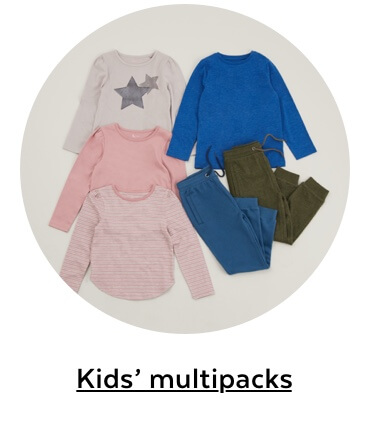 Kids Multipacks