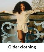 Older & Teen Clothing