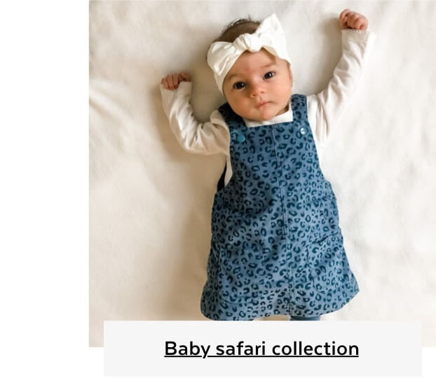 Baby Safari Collection