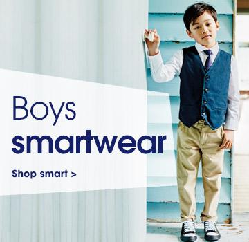 Boys smartwear