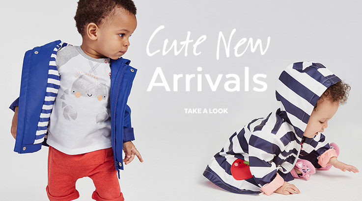 Cute New Arrivals. Shop now.