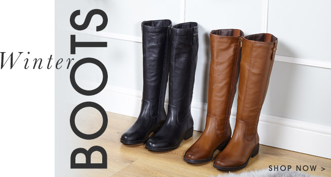 Winter boots. Shop now.