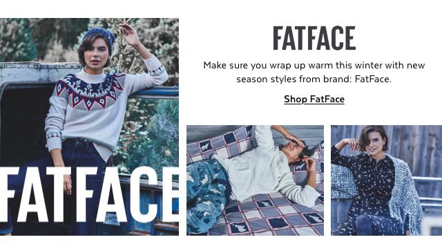 Womens FatFace Brand