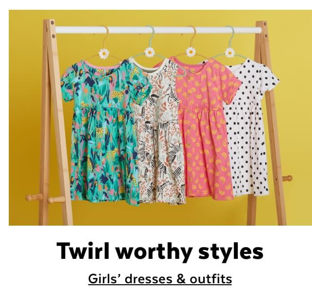 Girls Dresses and Outfits