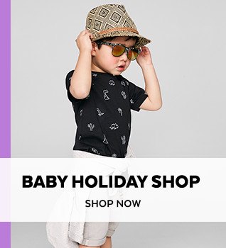 Baby Holiday Shop. Shop Now.