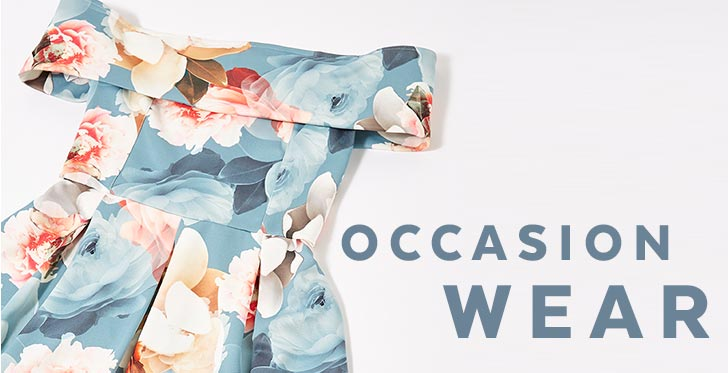 Womens Occasionwear. Shop now.