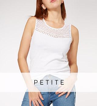 Womens Petite